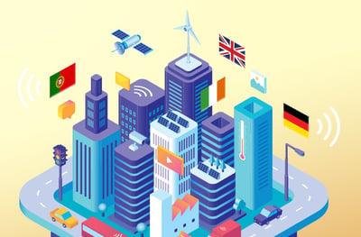 European Tech Capitals
