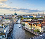 Berlin river view